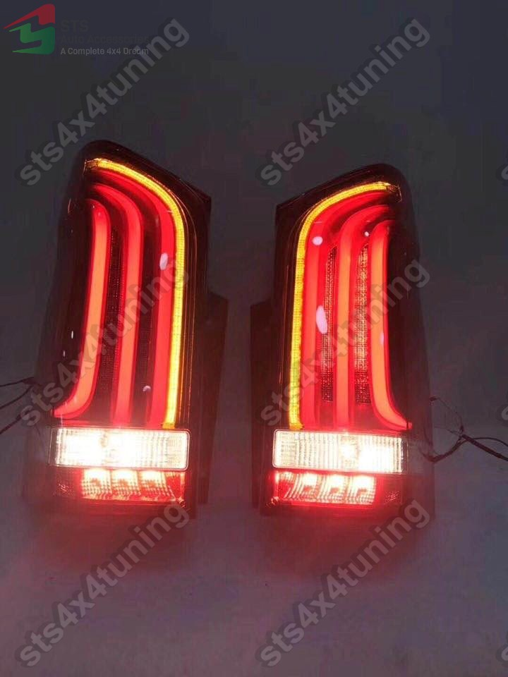 Oe Style Led Tail Lights Lamps With Led Sequential